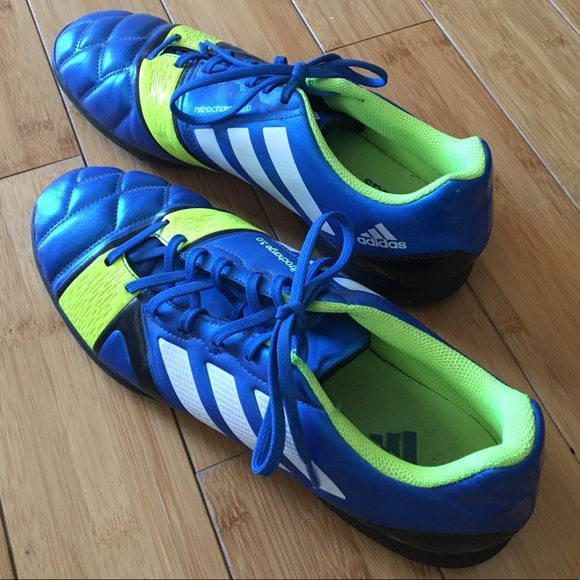b68807bb7ef adidas Other - Adidas Nitrocharge 3.0 indoor soccer cleat